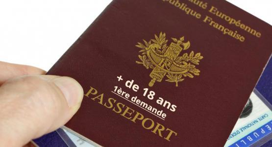 Passeport pour personne majeure ville du blanc mesnil